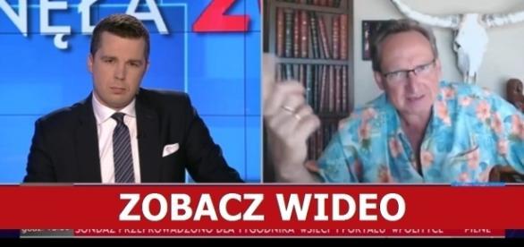 Wojciech Cejrowski przedstawił analogie między sytuacją polityczną w Polsce i USA.