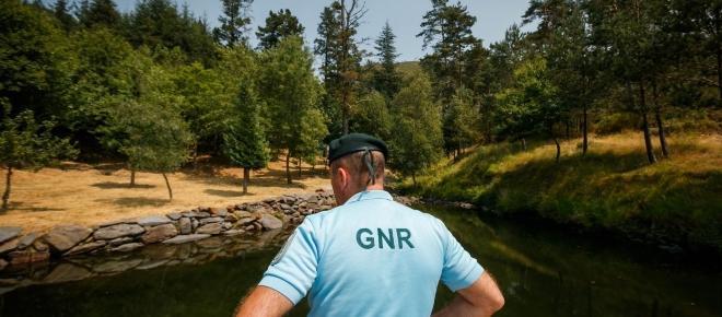 Militar da GNR escapou da morte porque arma do assaltante encravou