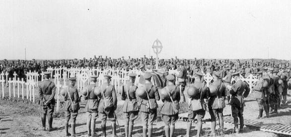 95e anniversaire de la bataille de la crête de Vimy | 45e Nord - wordpress.com