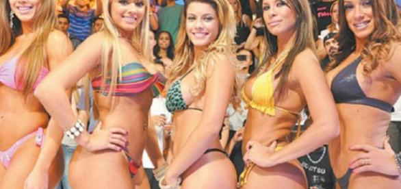As 10 panicats mais gatas - Google