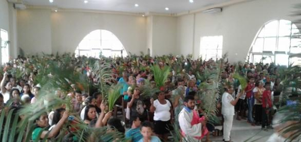 Domingo de Ramos marca início da Semana Santa para os cristãos católicos