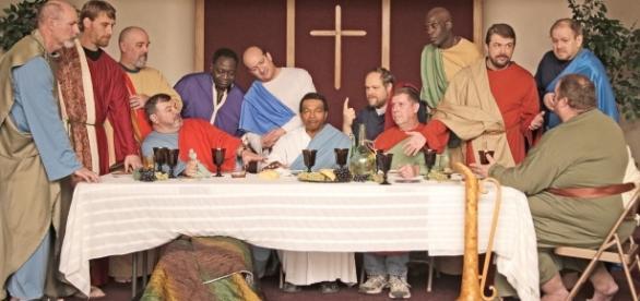 Da Vinci's 'Last Supper' comes to life - Photo: Blasting New Library - billingsgazette.com