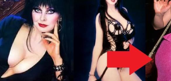 Elvira, a rainha das trevas? Google - Google