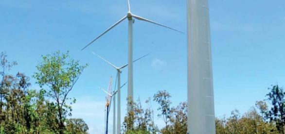 Énergies renouvelables : l'île Maurice se met à l'énergie éolienne - lagazette.mu
