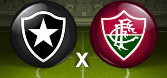 Fluminense x Botafogo se enfrentam neste domingo