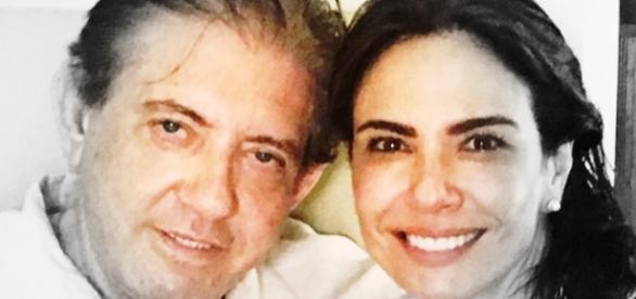 João de Deus e Luciana Gimenez - Google