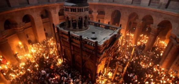 Mormântul lui Iisus a fost deschis de o echipă de restauratori