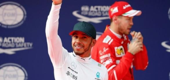 pole número 63 para Lewis Hamilton a dos de Ayrton Senna