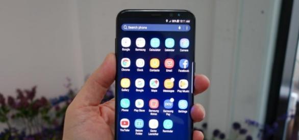Samsung Galaxy S8 front panel leaks, reveals minimal bezel - technobuffalo.com