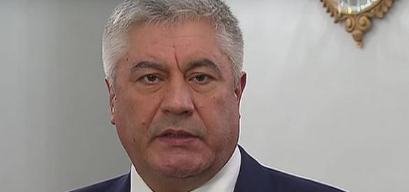 Vladimir Kolokoltsev, ministro dell'Interno russo
