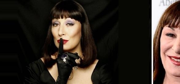 Anjelica Huston, a mestre das bruxas, hoje é sessentona