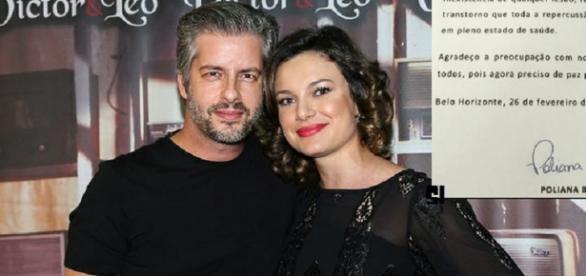 Caso do cantor Victor Chaves pode sofrer uma nova reviravolta. Esposa disse que foi forçada a assinar carta