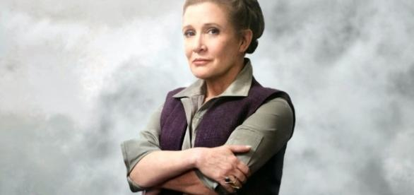 Disney Is Reportedly in Talks With Carrie Fisher's Estate for ... - geektyrant.com