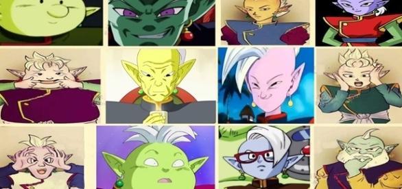 """Dragon Ball Super: Los 12 Supremos Kaioshin,""""Nombres, Curiosidades"""""""