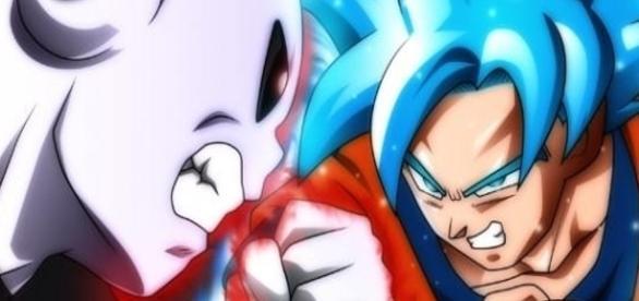 El universo 11 se siente amenazado por Son Goku