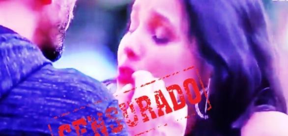 Emilly e Marcos brigam feio - Imagem/Google