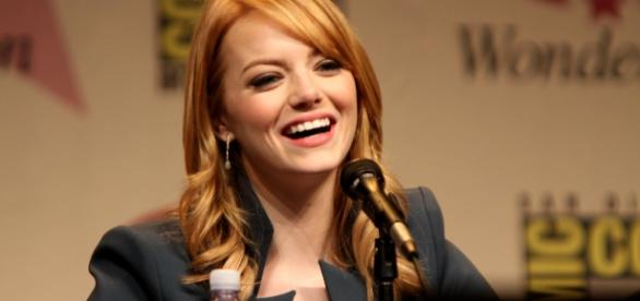 Emma Stone/Photo by Gage Skidmore via Flickr, creative commons/www.flickr.com/photos/gageskidmore/6855553804 (CC BY-SA 2.0)