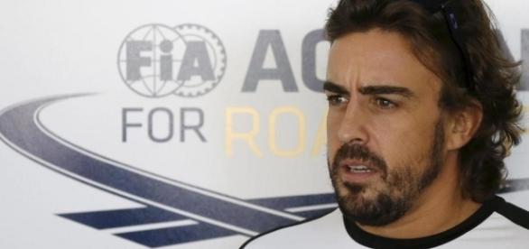 Fórmula 1 - Alonso sorprendido por su rendimiento en carrera