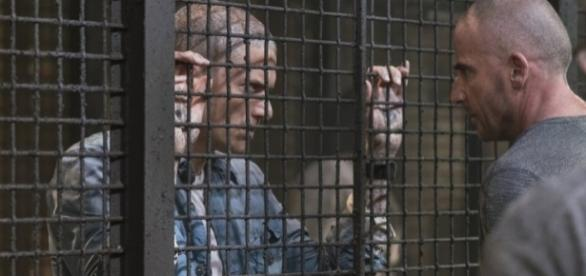"Cena de ""Prison Break"" 5ª temporada"