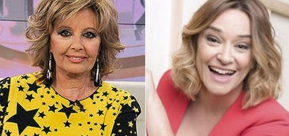 Telecinco cambia a María Teresa Campos por Toñi Moreno - diezminutos.es