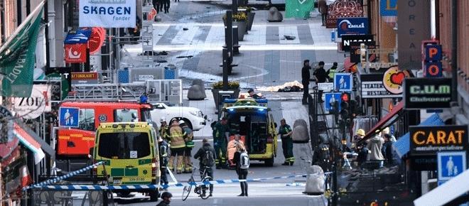 Attentat de Stockholm au camion-bélier : quatre arrestations