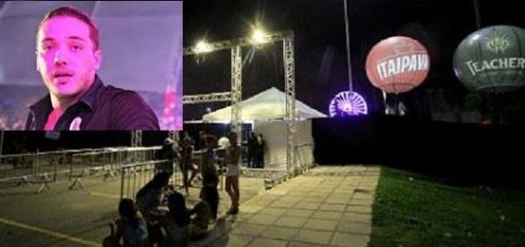 Acidente em show de Wesley Safadão deixa feridos em Recife