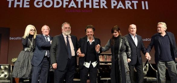 Elenco de El Padrino se reúne en festival de cine 45 años después - planoinformativo.com