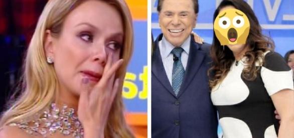 Eliana e Silvio Santos - Google