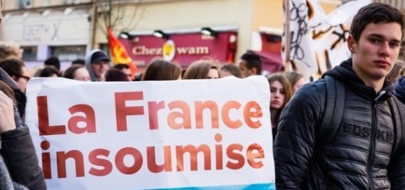 LA BASE DU MOUVEMENT : La France insoumise - blogspot.com