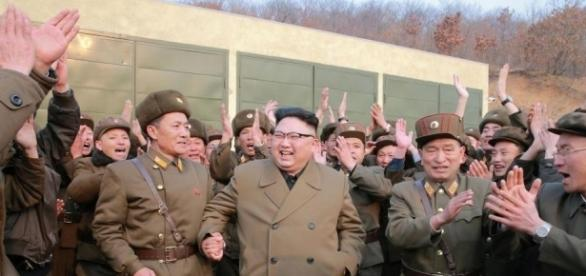 North Korea threatens WAR with the US after Senator John McCain ... - thesun.co.uk