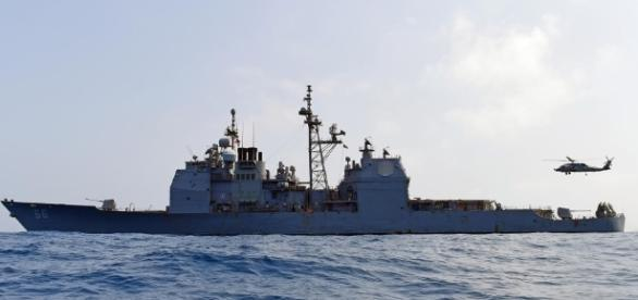 Seven sailors on USS Hué City to be punished for inappropriate ... - stripes.com