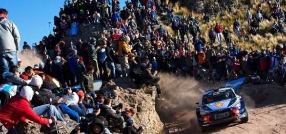 una multitud acompañó la 37º edición del Rally Argentina