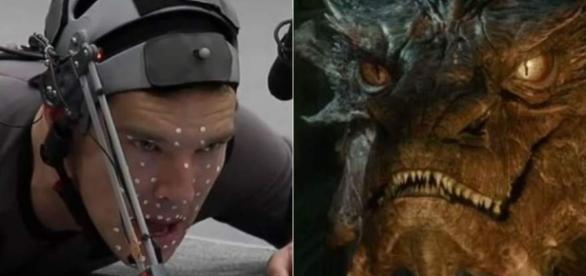 """Benedict Cumberbatch, sobre su transformación en Smaug: """"Te ... - 20minutos.es"""