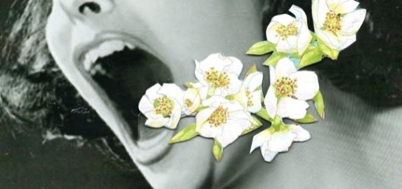 Collage vendido en la página society6.com