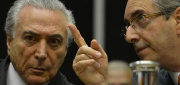 Michel Temer é acusado de dar aval para comprar silêncio de Eduardo Cunha