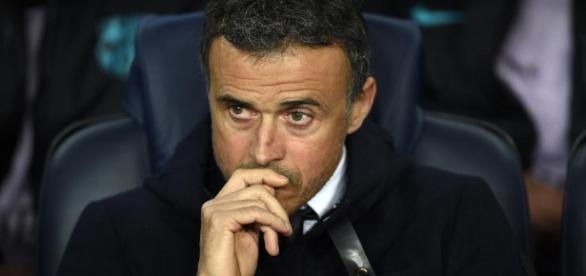 Luis Enrique ne sera plus entraîneur du Barça la saison prochaine