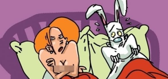 Os homens que sofrem de ejaculação precoce, não precisam de muito estimulo sexual para chegarem ao clímax na hora do sexo