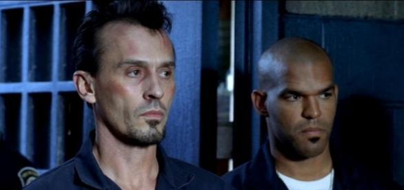 Prison Break | Theodore Bagwell e Fernando Sucre