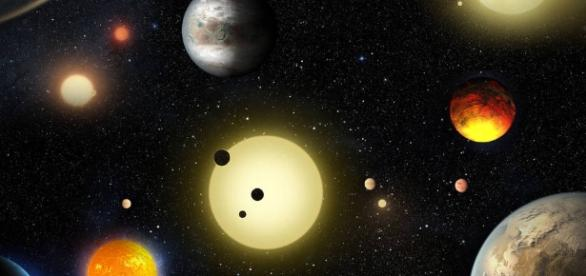 The Solar System and Beyond is Awash in Water | NASA - nasa.gov