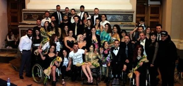 A Salerno una serata emozionante che ha unito moda e disabilità