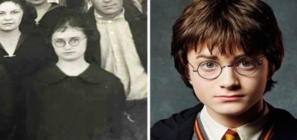 atores muito parecidos com pessoas do passado.