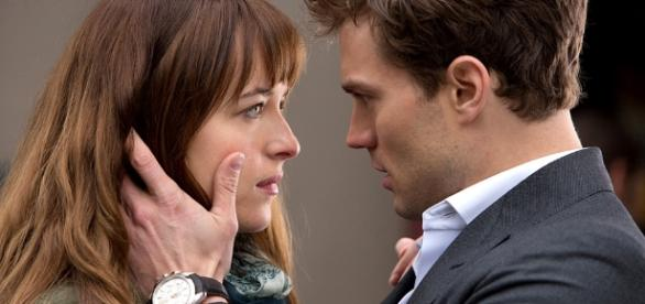 Fifty Shades of Grey pic for Book and Movie Article