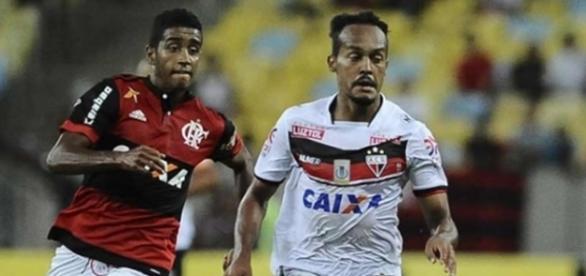 Flamengo e Atlético não acharam o caminho das redes
