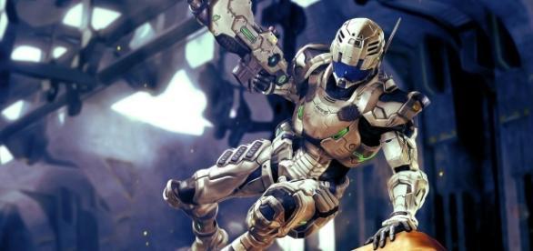 Is SEGA Teasing A Vanquish Release for 2017? - gamerant.com