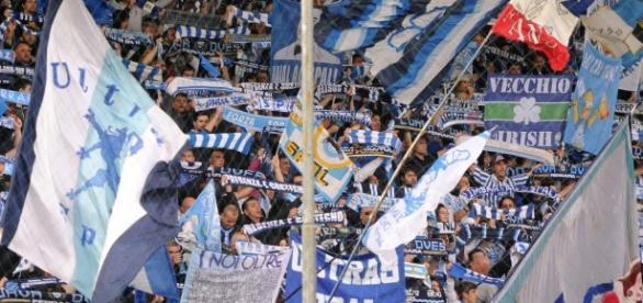 La cittå di Ferrara è esplosa per la promozione dellla Spal in Serie A