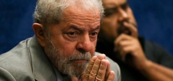 Lula prestou depoimento nesta quarta-feira para Sérgio Moro.