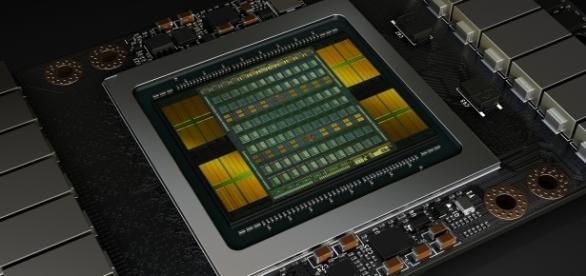 Nvidia announced the largest, most powerful graphics processor in the world on Wednesday. (Photo via Nvidia)