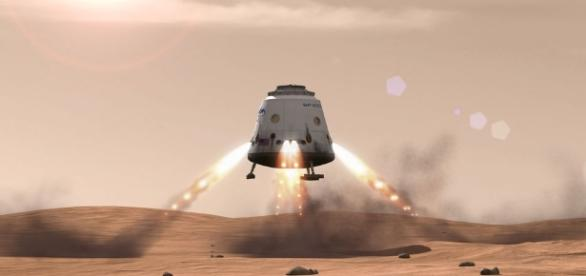 SpaceX Dragon Capsule Could Bring Soil Samples Back From Mars ... - popsci.com