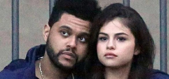 The Weeknd y Selena Gomez, inseparables