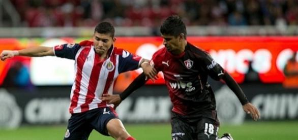 Chivas derrota al Atlas y sigue invicto como visitante - sopitas.com